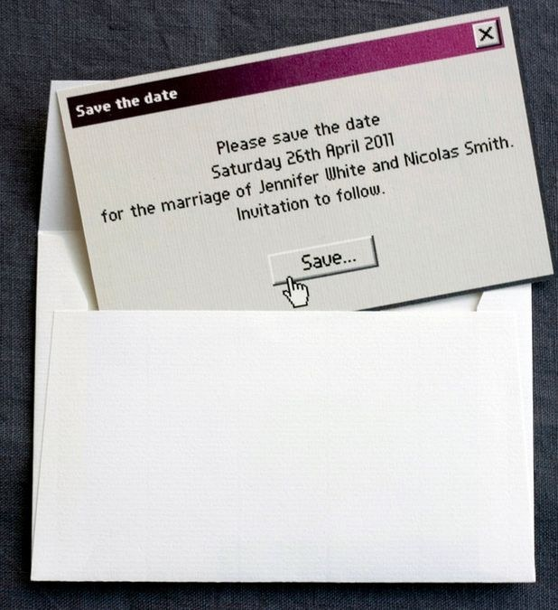 Nerdy Wedding Invites: Get Inspired From 10 Wedding Invitation Styles For Second