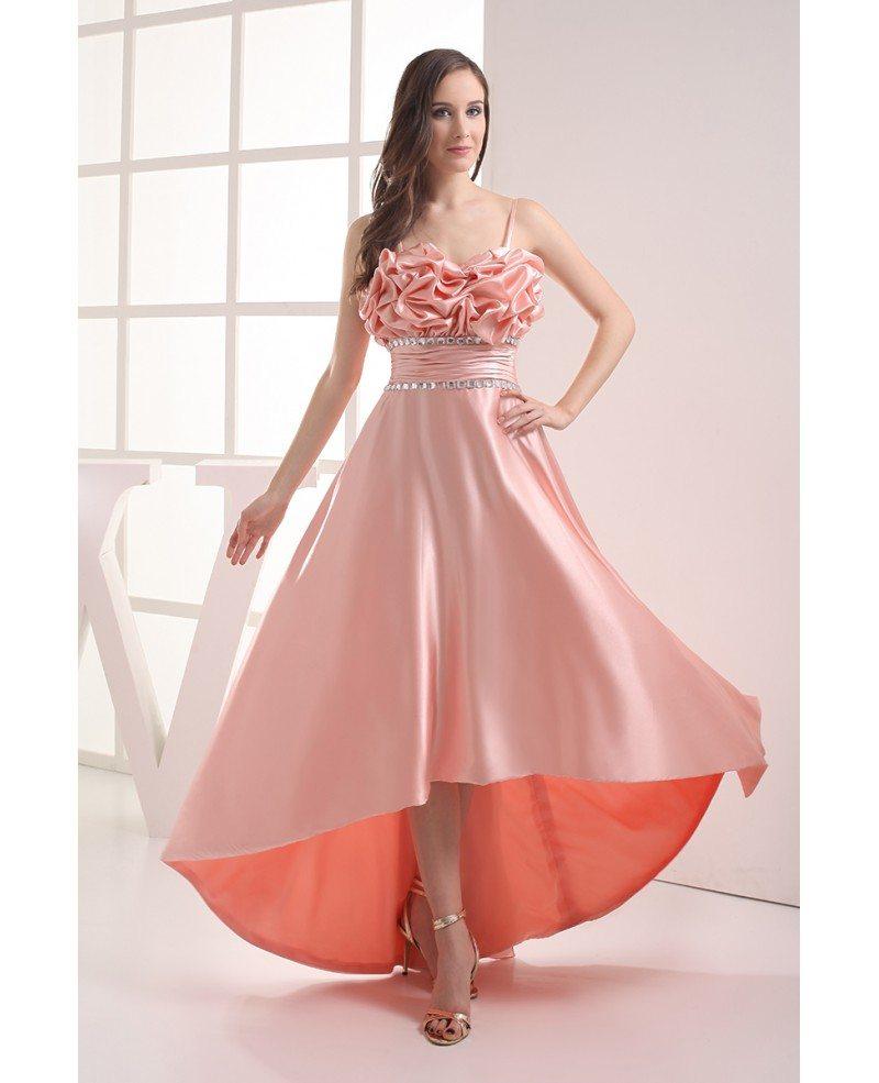 Atractivo Bg Vestidos De Alta Prom Foto - Ideas de Estilos de ...