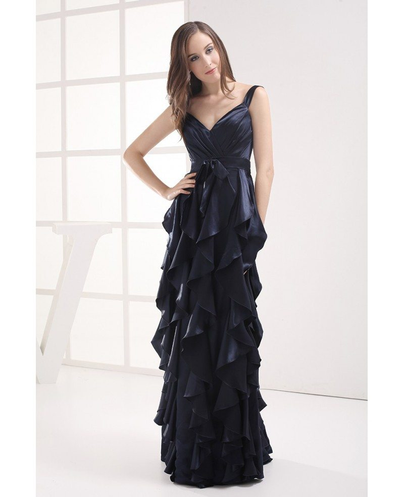 Find navy blue ruffle neck dress at ShopStyle. Shop the latest collection of navy blue ruffle neck dress from the most popular stores - all in one.