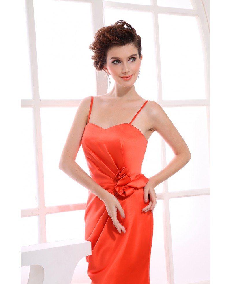 Simple And Elegant White Satin Sweetheart With Jacket: Mermaid Sweetheart Floor-length Satin Evening Dress