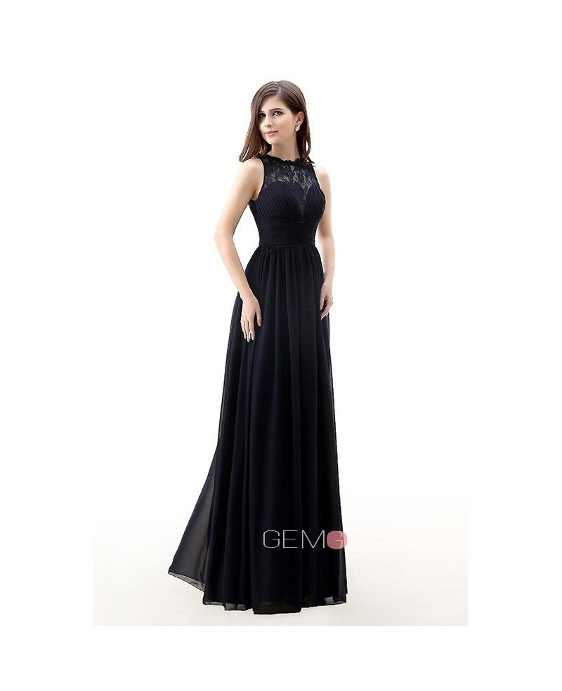 Empire Style Long Dresses