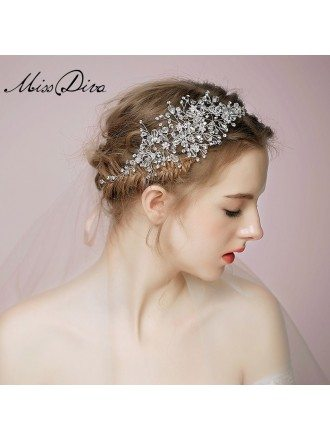 Rhinestones and Crystal Headbands Style