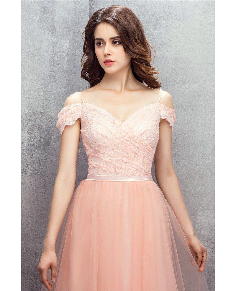 Long Tulle Dress