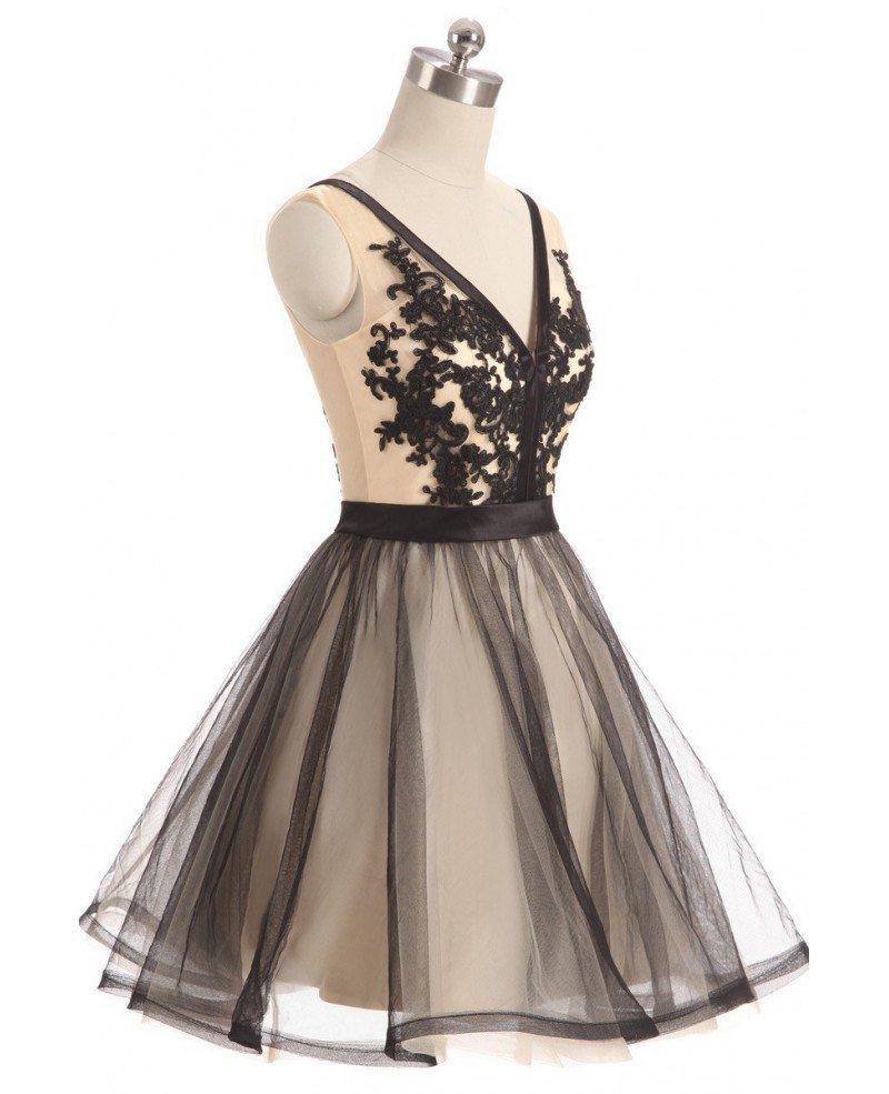 Tulle Short Prom Dresses 67