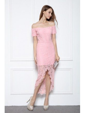 High Low Wedding Guest Dresses