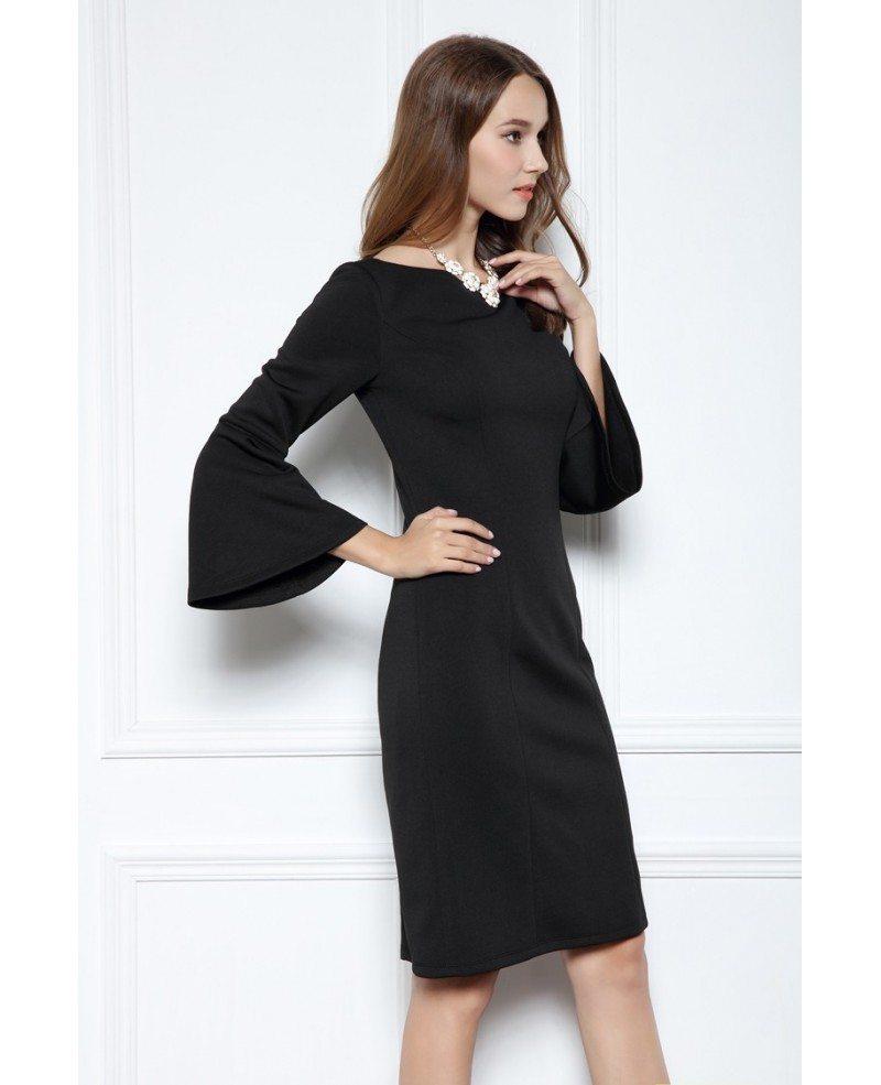 Sheath Knee Length Dresses