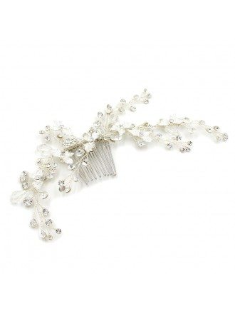 Vintage Twigs Wedding Jewelry Hair Comb