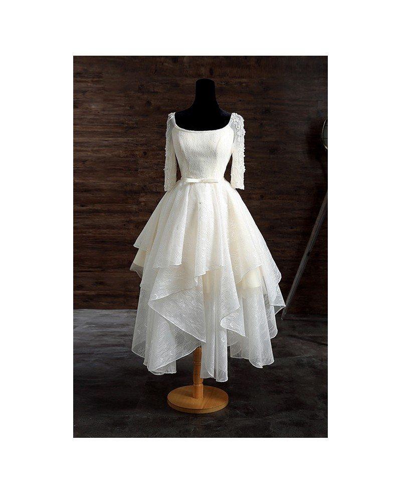 Vintage lace a line wedding dresses wedding dresses in for Largest selection of wedding dresses