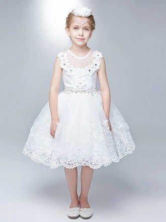 Flower Girl Dresses, Cheap Flower Girl Dresses for Wedding (10 ...