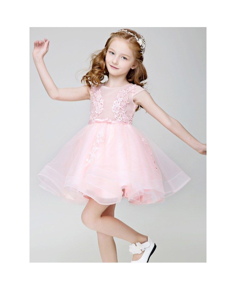 Cute Pink Dresses For Girls