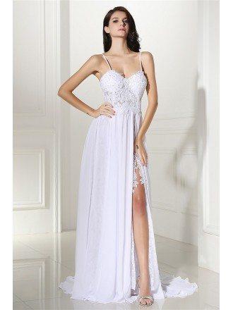Split Leg Prom Dresses Prom Dresses Split Leg Gemgrace