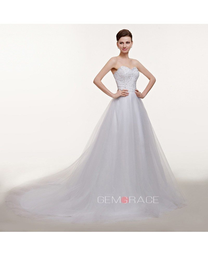 empire tulle