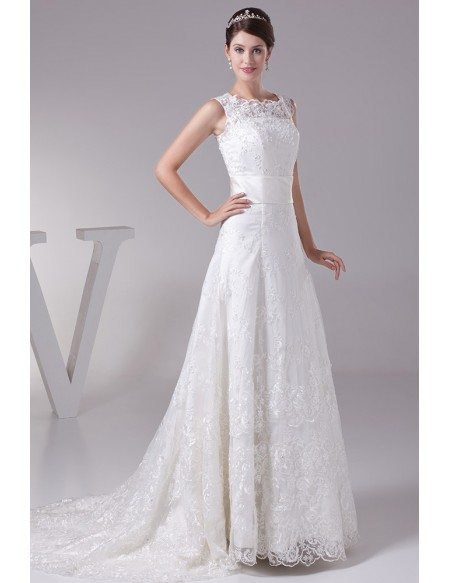 Lace High Collar Wedding Dress – Dresses for Woman 47cf5566a