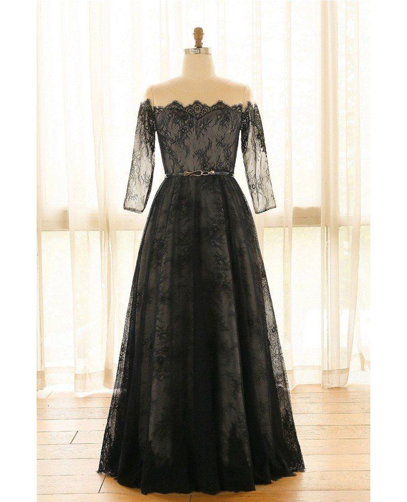 Plus size over the shoulder cocktail dress