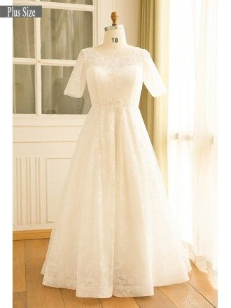Wedding Dresses for Older Brides, Mature Bride Wedding Dresses ...