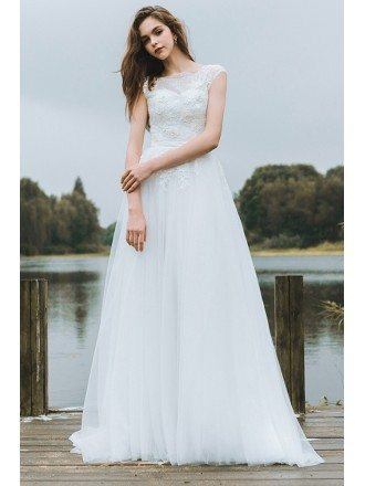 2018 Beach Wedding Dresses, Wedding Dresses for the Beach Wedding ...