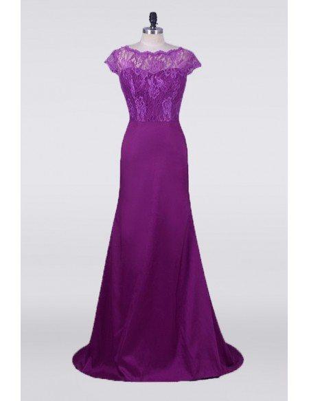 Petite Formal Purple