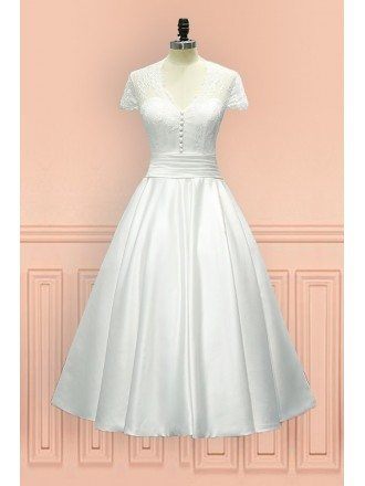 Mature Bride Wedding Dresses