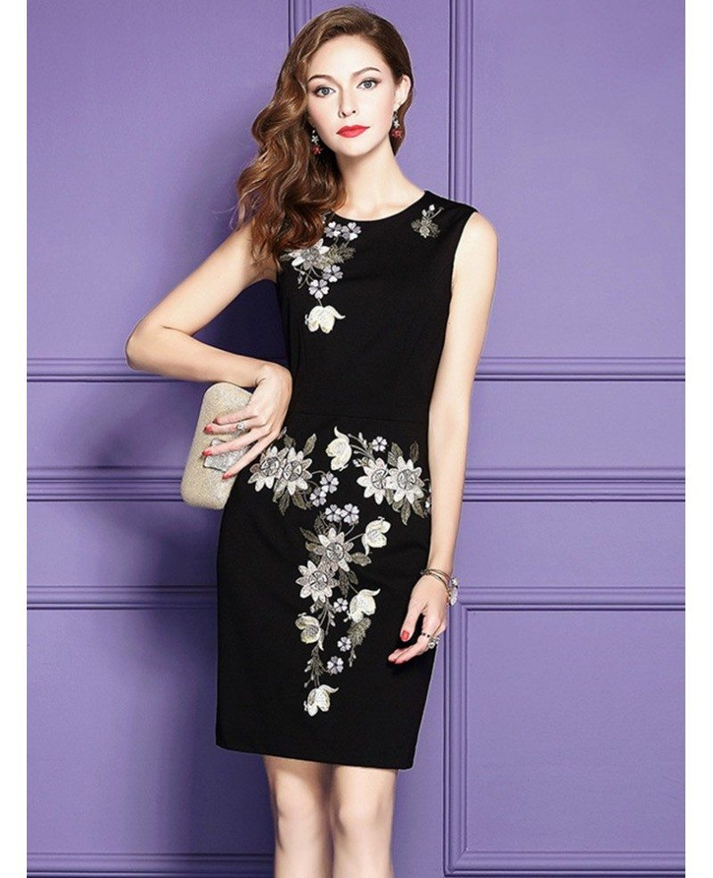 Little black dress for wedding