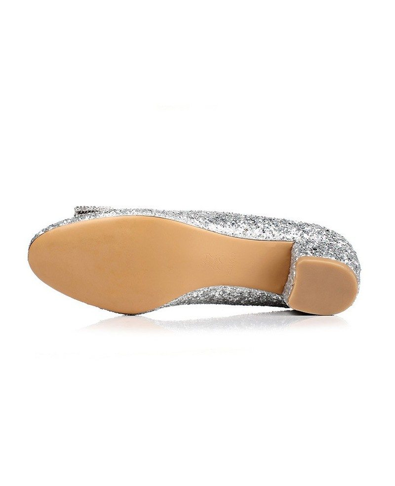 Sparkly Flat Shoes For Prom Uk
