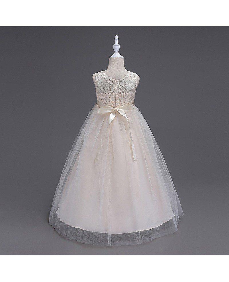 379 princess a line navy blue cheap flower girl dress with lace princess a line navy blue cheap flower girl dress with lace bodice mightylinksfo