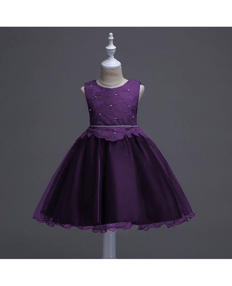 Flower Shaped Dress