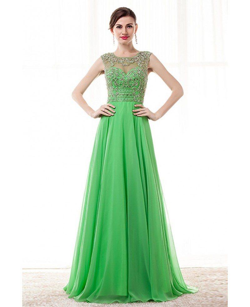 Green Homecoming Dresses