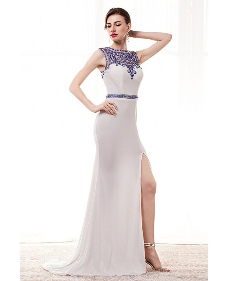 Tight Mermaid Prom Dresses