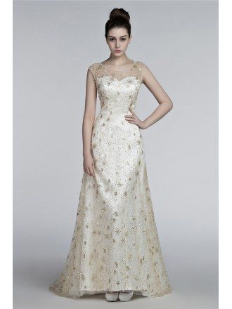 Colored Wedding Dresses, Wedding Dresses with Color - GemGrace