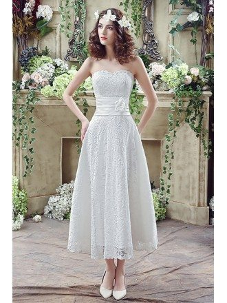 Mid Length Wedding Dresses Wedding Dresses Mid Length GemGrace - Mid Length Wedding Dresses