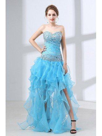 Pool Prom Dresses