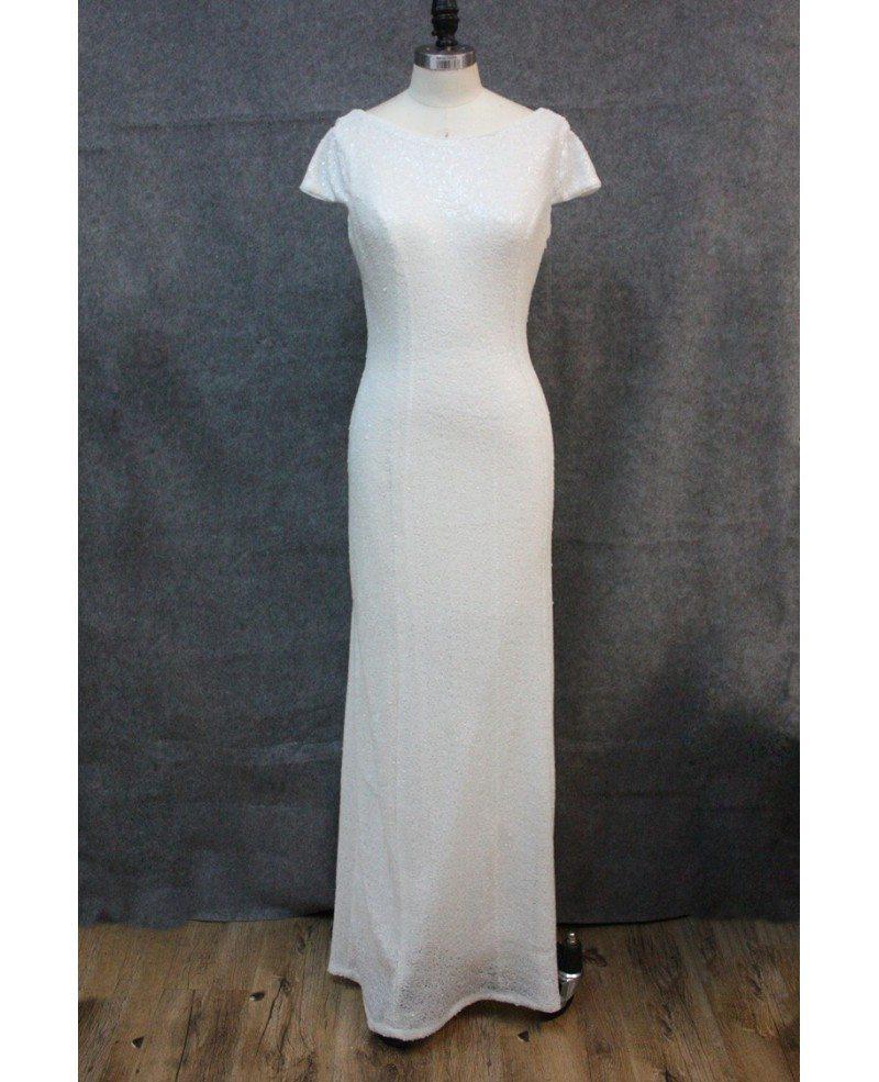 Sparkly Bridesmaid Dresses