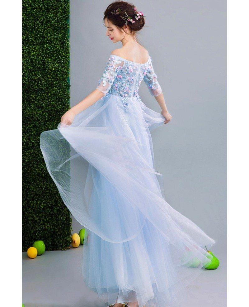 Charming Fairy Prom Dress Images - Wedding Ideas - memiocall.com