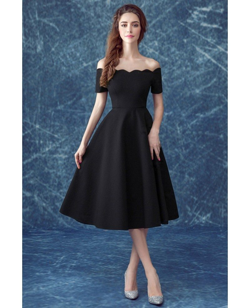Delighted Simple Black Cocktail Dress Contemporary - Wedding Ideas ...