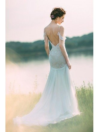 Mermaid Wedding Dresses 2018, Wedding Gowns Mermaid Style - GemGrace
