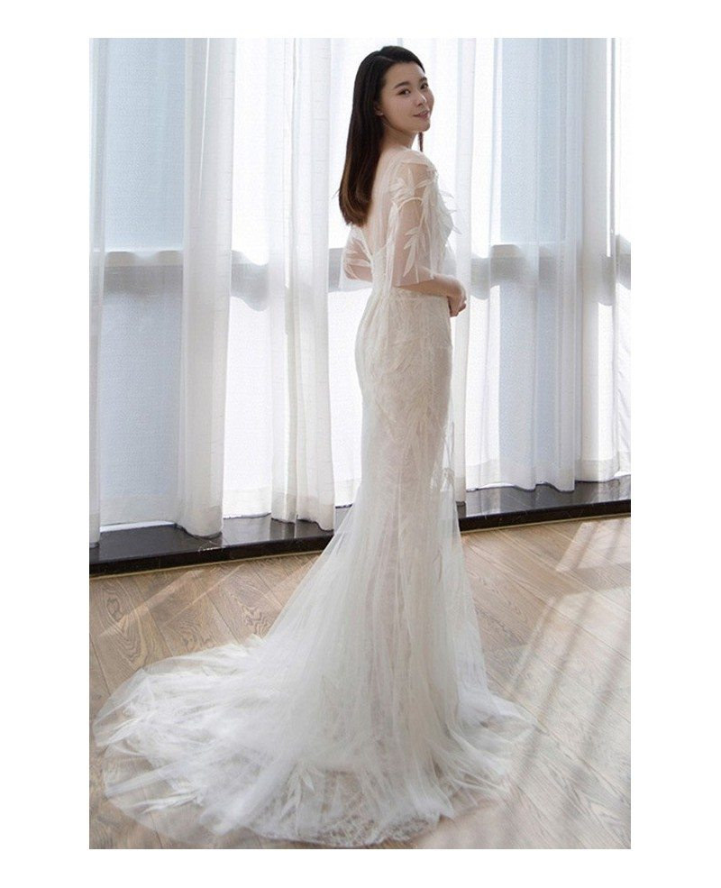 Wedding Dresses With Erflies Thumbmediagroup