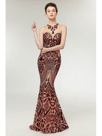 Beaded Prom Dresses, Prom Dresses with Beading -GemGrace