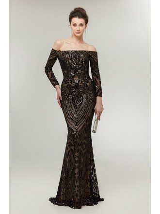 Prom Dresses With Long Trains Gemgrace