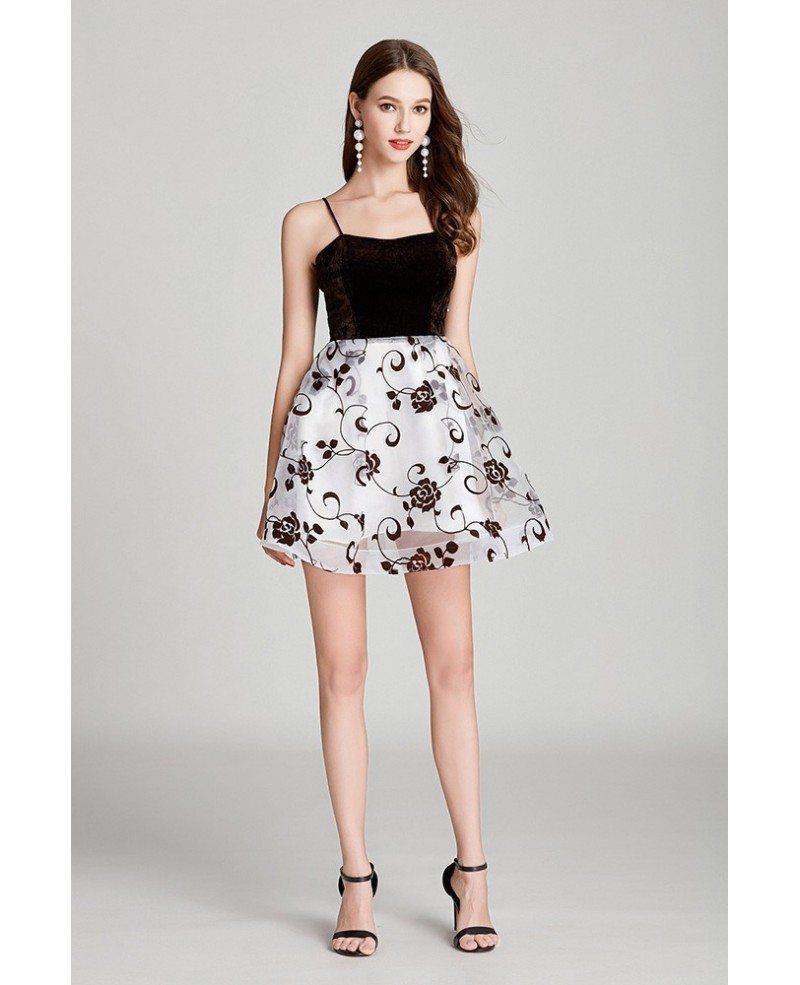 velvet organza floral coffee short little dress for girls dk403. Black Bedroom Furniture Sets. Home Design Ideas