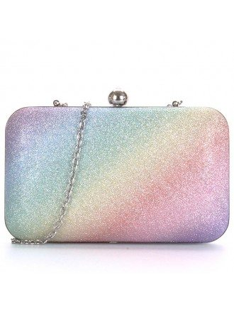 Fashionable Candy Colored Minaudiere Style