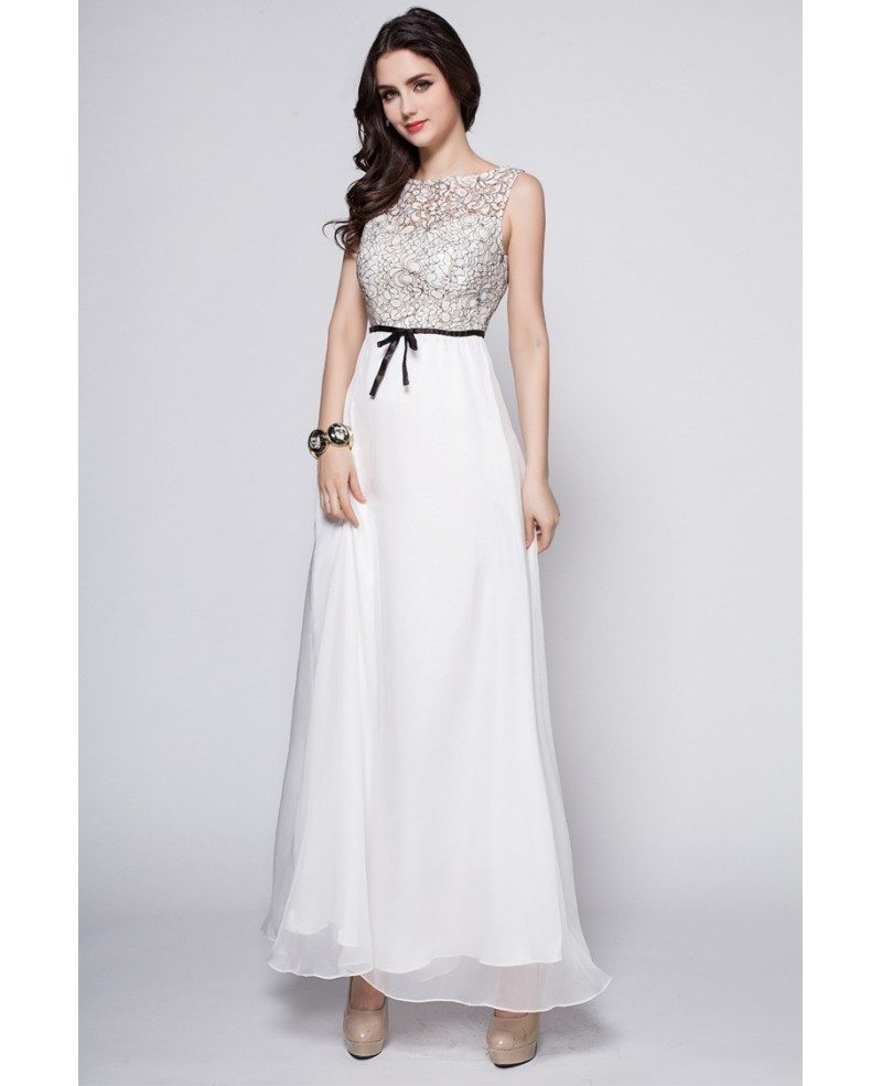 Ladies Sleeveless Halter Chiffon Elegant Cocktail Evening Party Dress Ball Gown USD Embroidery Lace Tank Top Bridesmaid Maxi .