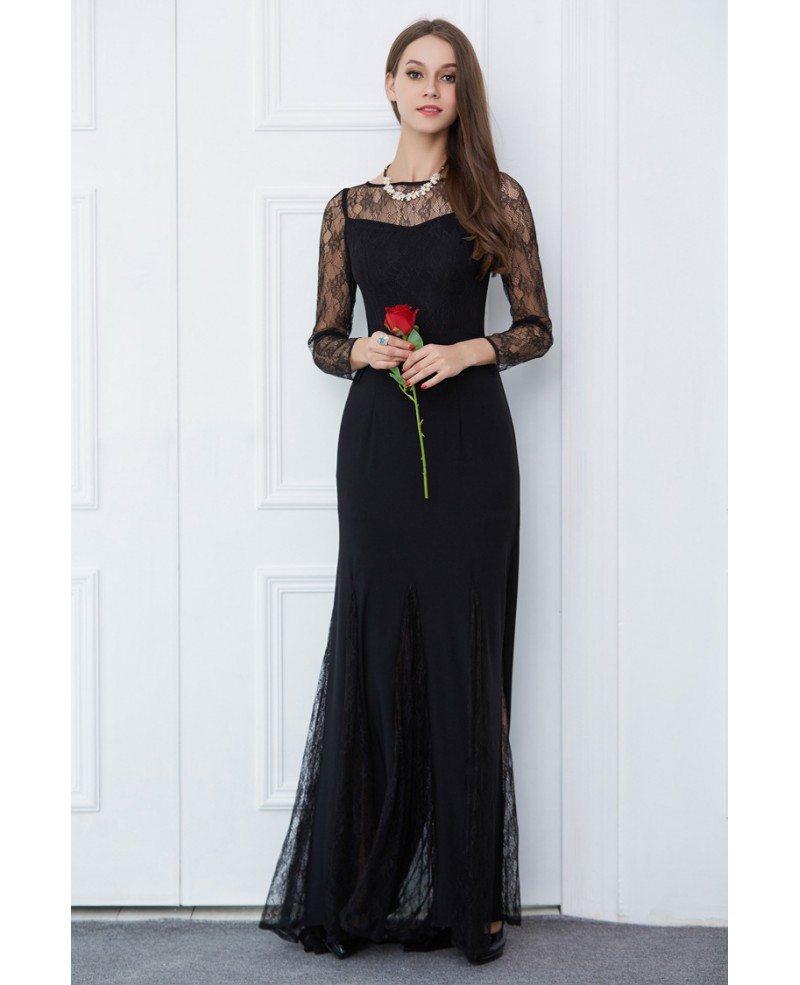 elegant dress lace - photo #28