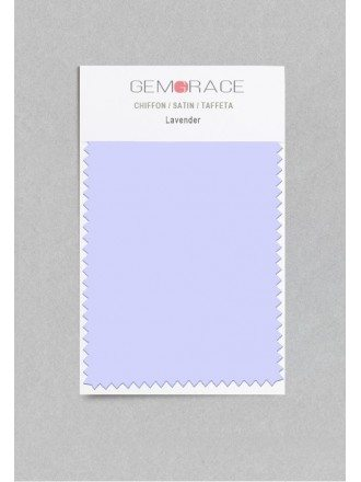 Lavender Color in Satin Fabric