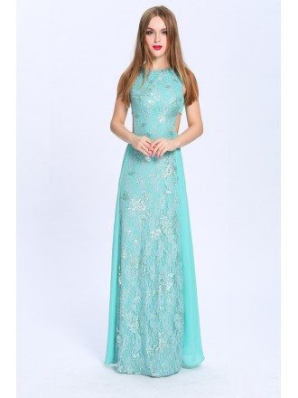 Lace Wedding Guest Dresses, Lace Dresses for Wedding Guest -GemGrace (5)