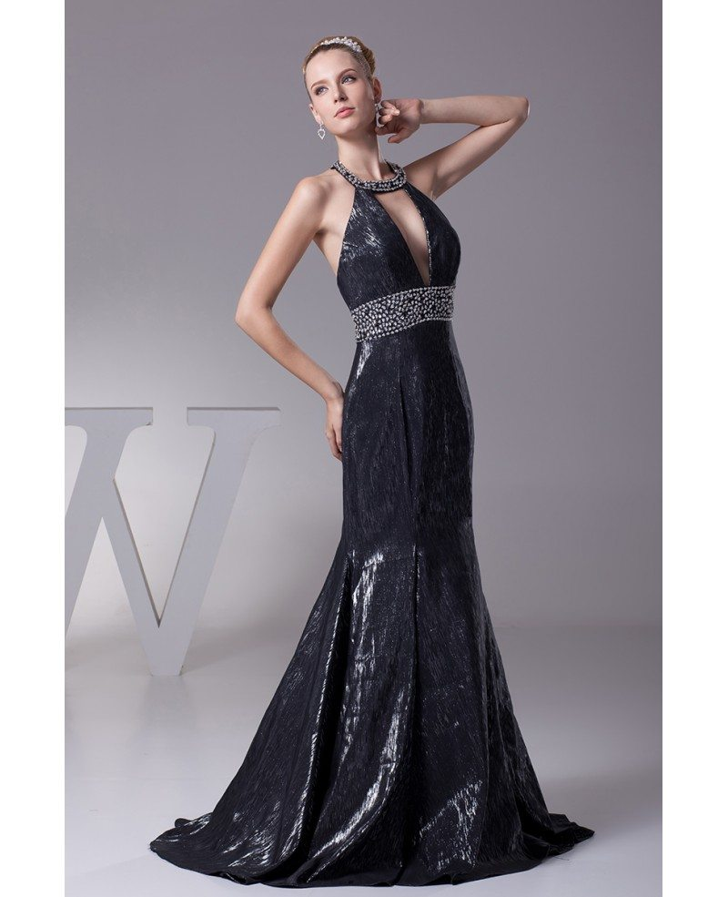 unique black prom dresses wwwimgkidcom the image kid