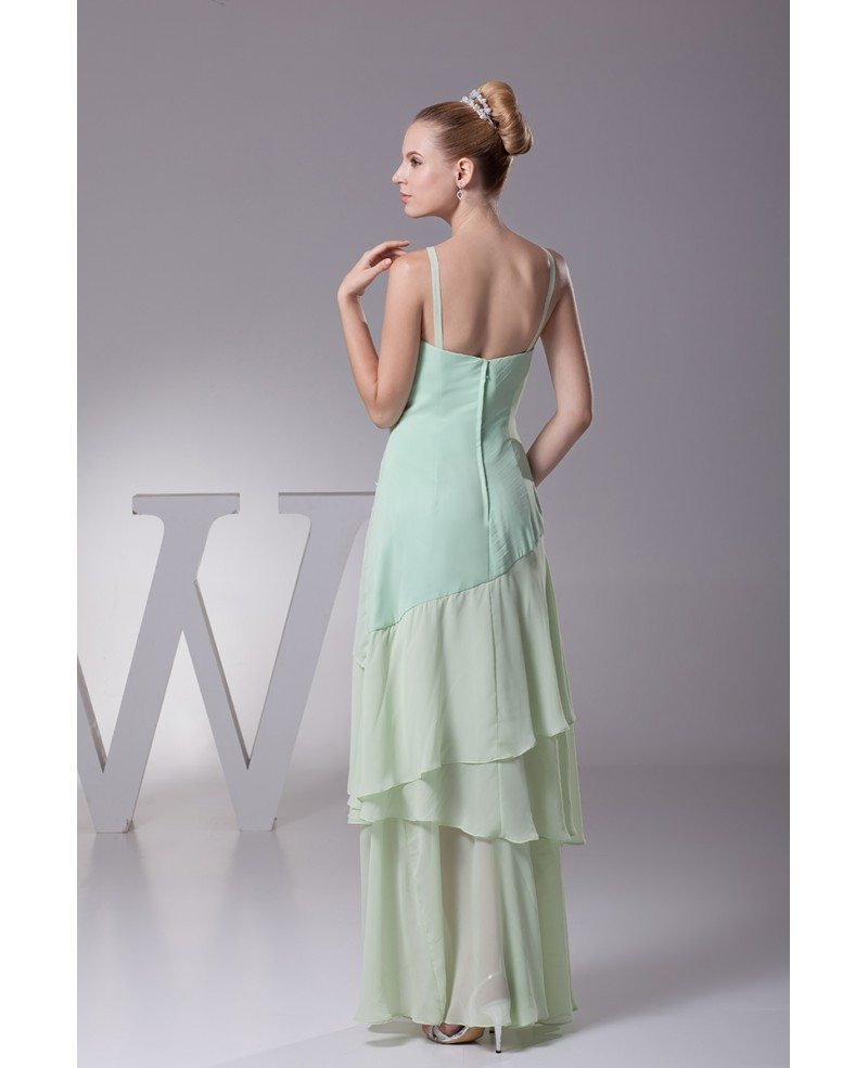 Trendy Youthful Mint Mother Of The Bride Dresses Empire