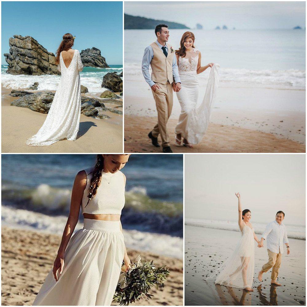 Over 30 Simple But Stylish Wedding Dresses Ideas