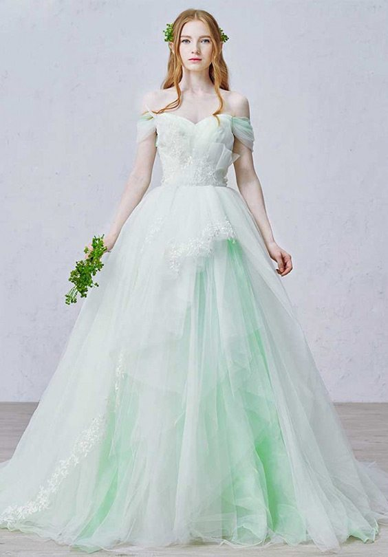 What\'s the Meaning of Red, Blue, Green or Pink in Colored Wedding ...