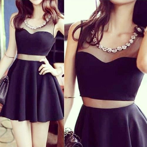 fashion two piece homecoming dresses