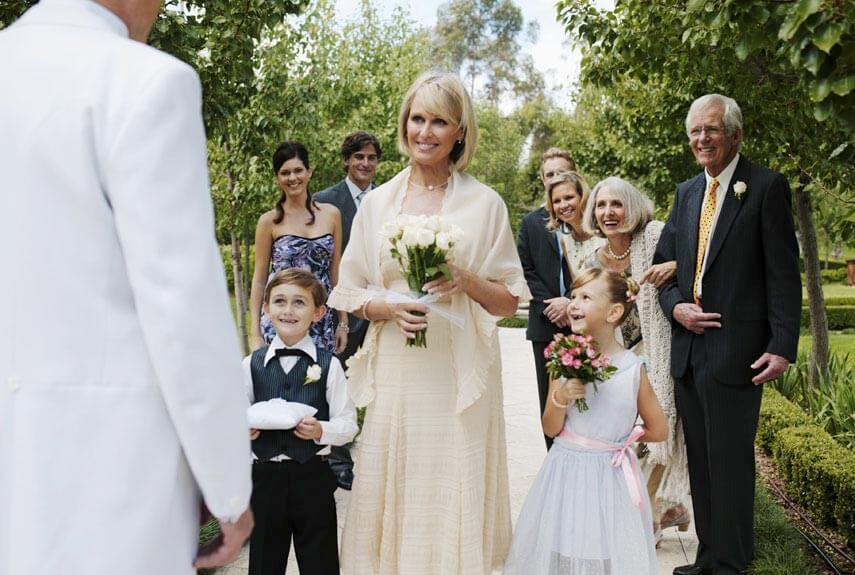 15 Stunning Older Bride Wedding Dresses Ideas